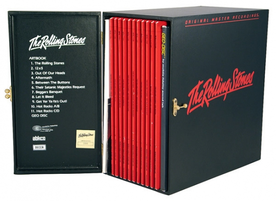 The Rolling Stones Rolling Stones Collection Box Set 11