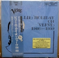 The Complete Billie Holiday On Verve 1946-1959 -  (Box Set 10 LP +  Booklet 36 pages)