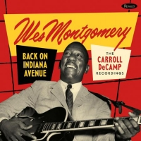 Back On Indiana Avenue : The Carroll DeCamp Recordings