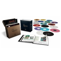 The Complete Studio Album Collection (Colored Vinyl Box Set)