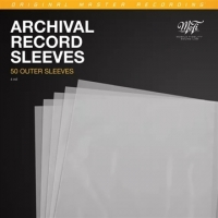 Archival Record Outer Sleeves