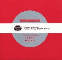 Time Out - Box Set 4 LP (Clarity Vinyl)