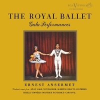 The Royal Ballet Gala Performances - 2 LP + Book