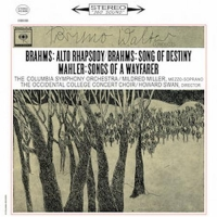 Brahms : Alto Rhapsody -Song Of Destiny / Mahler : Songs Of A Wayfarer