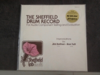 The Sheffield Drum Record For Audio Component Testing and Evaluation