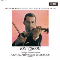 Violin Concerto In E Minor / Violin Concerto N° 1 In G Minor