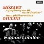 """Symphonies N° 40 and N° 41 """"Jupiter"""""""