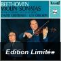"""Violin Sonatas n° 9 Op. 47 """"Kreutzer"""" & n° 5 Op. 24 """"Spring"""""""