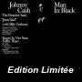 Man In Black - Translucent Blue Vinyl - Limited 45th Anniversary